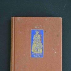 Libros de segunda mano: EL VENECIANO AVENTURERO. LA VIDA Y TIEMPOS DE MARCO POLO. HENRY HART. ARGENTINA 1944. VER FOTOS.. Lote 169129036