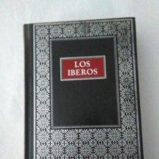 Libros de segunda mano: LOS IBEROS ( BIBLIOTECA HISTORICA -EDICIONES URBION ). Lote 169731984