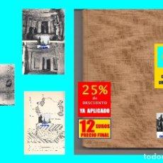 Libros de segunda mano: MALTA - J. D. EVANS - VIEJOS PUEBLOS Y LUGARES - ARGOS - 1962 - EXCELENTE - ARQUEOLOGÍA / HISTORIA. Lote 171068118