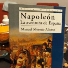 Libros de segunda mano: LA AVENTURA DE ESPAÑA.. Lote 171691509