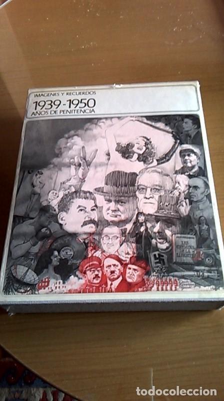 Libros de segunda mano: COLECCIÓN ANUARIOS DE LOS HECHOS - DIFUSORIA INTERNACIONAL - Foto 2 - 171711592