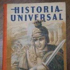 Libros de segunda mano: HISTORIA UNIVERSAL. EDITORIAL LUIS VIVES,S.A. 1948.. Lote 171819517