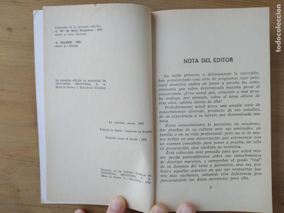 Libros de segunda mano: El antiguo Egipto de Ma. M. Martí Brugueras - Foto 3 - 172096783