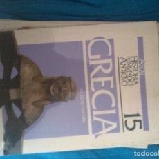 Libros de segunda mano: AKAL. HISTORIA DEL MUNDO ANTIGUO. Nº 15. GRECIA. LA EDAD OSCURA 2. Lote 181166605