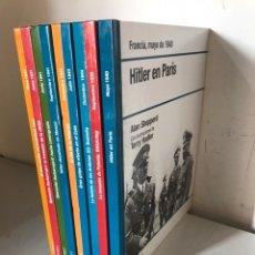 Libros de segunda mano: OSPREY PUBLISHING - LOGE DE 9 LIBROS. Lote 173014207
