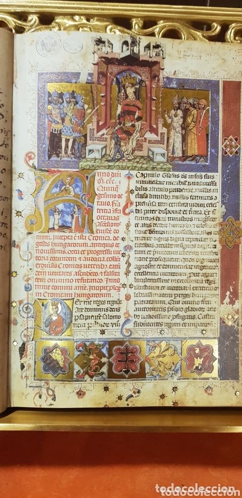 Libros de segunda mano: GESTAS MINIADAS - Foto 3 - 173935185