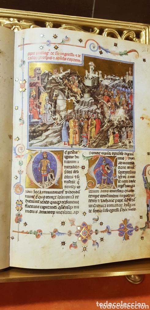 Libros de segunda mano: GESTAS MINIADAS - Foto 6 - 173935185