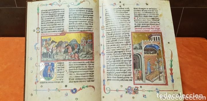 Libros de segunda mano: GESTAS MINIADAS - Foto 7 - 173935185