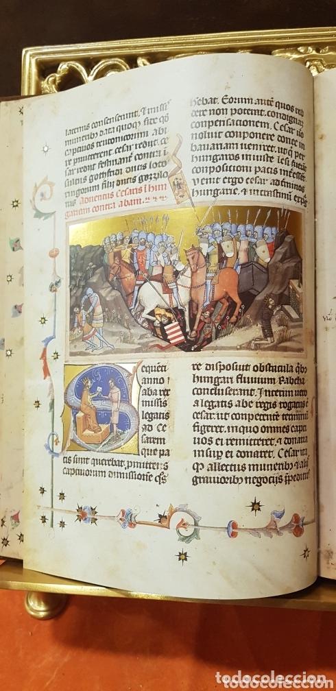 Libros de segunda mano: GESTAS MINIADAS - Foto 8 - 173935185