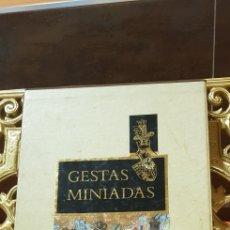 Libros de segunda mano: GESTAS MINIADAS. Lote 173935185