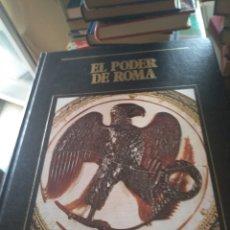 Libros de segunda mano: EL PODER DE ROMA. GRANDES IMPERIOS Y CIVILIZACIONES. SARPE. Lote 173954127