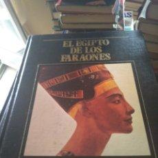 Libros de segunda mano: EL EGIPTO DE LOS FARAONES. LOS GRANDES IMPERIOS Y CIVILIZACIONES. TOMO 1 -SARPE – 1985. Lote 173954185