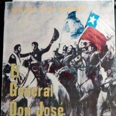 Libros de segunda mano: EL GENERAL DON JOSE DE SAN MARTIN. - VICUÑA MACKENNA, BENJAMIN.. Lote 173721428