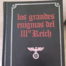 Libros de segunda mano: EL SAQUEO DE EUROPA. LOS GRANDES ENIGMAS DEL III REICH. - AZIZ, PHILIPPE.. Lote 173782847