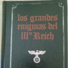 Libros de segunda mano: EL OCULTO PODER ECONOMICO DE LOS NAZIS. LOS GRANDES ENIGMAS DEL III REICH. - AZIZ, PHILIPPE.. Lote 173782917