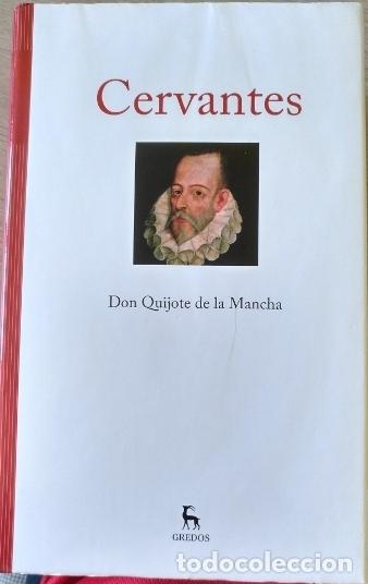 DON QUIJOTE DE LA MANCHA. - CERVANTES, MIGUEL DE. (Libros de Segunda Mano - Historia Antigua)