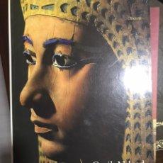 Libros de segunda mano: LOS EGIPCIOS. CYRIL ALDRED, 2005. Lote 174177793