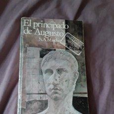 Libros de segunda mano: EL PRINCIPADO DE AUGUSTO, DE N. A. MASCHIN. AKAL, 1978. ANTIGUA ROMA.. Lote 174492082