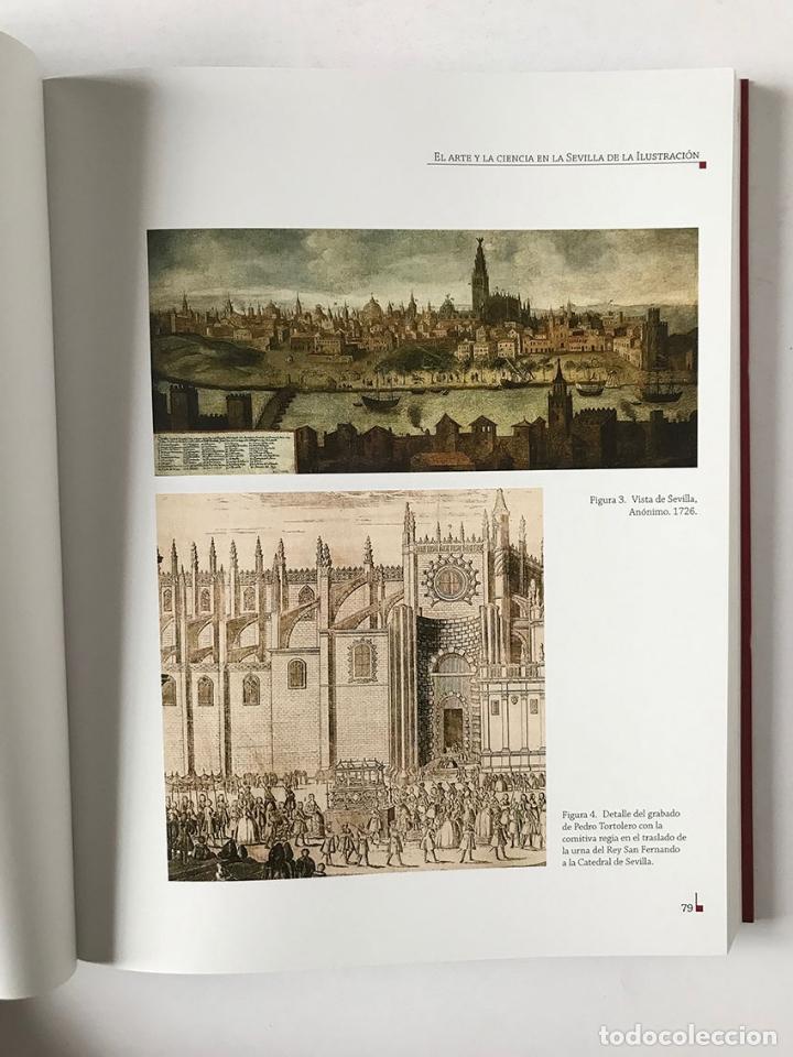 Libros de segunda mano: Sevilla en el Siglo de la Ilustración Cultura, arte y ciencia en la ciudad del XVIII - Foto 3 - 174527663