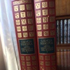 Libros de segunda mano: LEYES HERÁLDICAS DEL BLASÓN. Lote 175197888