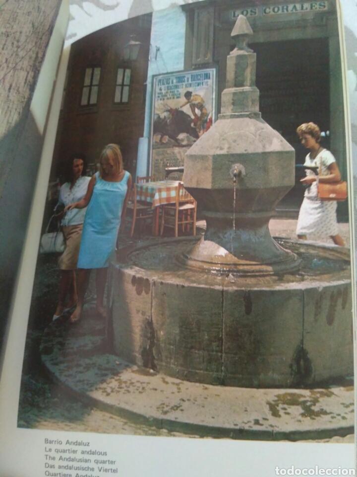 Libros de segunda mano: Libro Pueblo Español de Montjuich Barcelona - Foto 4 - 175210170