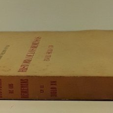 Libros de segunda mano: HISTORIA DE LOS REMENSAS EN EL SIGLO XV. J. VICENS. IMP. CLARASÓ. BARCELONA. 1945.. Lote 175985039
