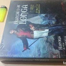 Libros de segunda mano: FRANCISCO DE LONGA - HISTORIA DE UNA GUERRILLA - GUERRRA INDEPENDENCIA - PRECINTADO NUEVO/ TEX78. Lote 176309128