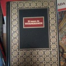 Libros de segunda mano: EL TESORO DE TUTANKHAMON - BIBLIOTECA HISTÓRICA (ENIGMAS Y MISTERIOS) - URBION 1984 - TUTANKAMON. Lote 176695578