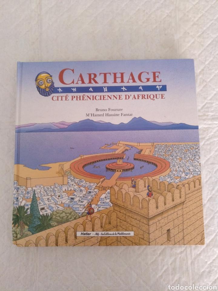 CARTHAGE CITE PHENICIENNE D AFRIQUE. LIBRO (Libros de Segunda Mano - Historia Antigua)