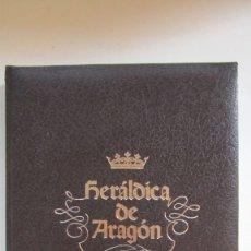 Libros de segunda mano: HERÁLDICA DE ARAGÓN. Lote 177808073