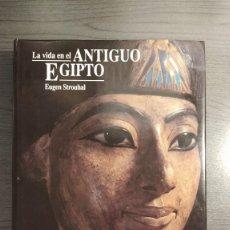 Libros de segunda mano: LA VIDA EN EL ANTIGUO EGIPTO. EUGEN STROUHAL - . - EDICIONES FOLIO . Lote 178248890
