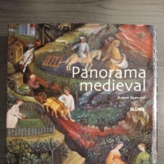 Libros de segunda mano: PANORAMA MEDIEVAL. ROBERT BARTLETT. ED. BLUME. . Lote 178249126