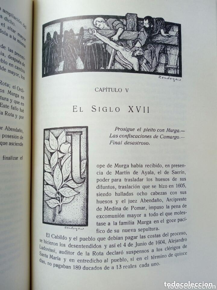 Libros de segunda mano: EL LIBRO DE AMURRIO (José Madinabeitia) - Segunda edición, 1979 - - Foto 2 - 178329480