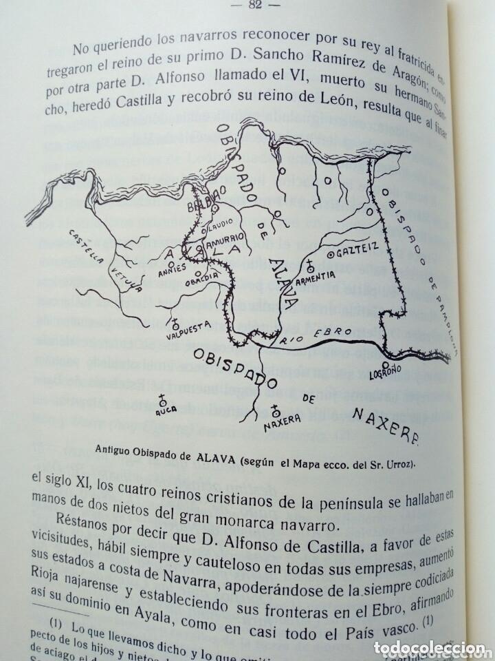 Libros de segunda mano: EL LIBRO DE AMURRIO (José Madinabeitia) - Segunda edición, 1979 - - Foto 3 - 178329480