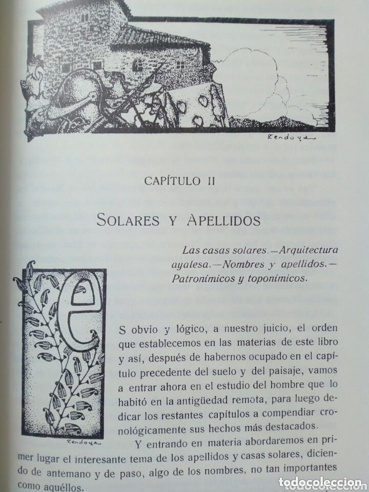 Libros de segunda mano: EL LIBRO DE AMURRIO (José Madinabeitia) - Segunda edición, 1979 - - Foto 6 - 178329480