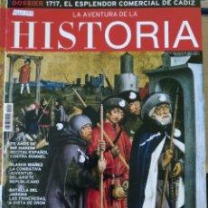 Libros de segunda mano: LA AVENTURA DE LA HISTORIA. AÑO 19 Nº 223. MONJES Y PEREGRINOS. LOS CAMINOS DE LA FE EN ESPAÑA. EL A. Lote 179257367