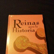 Libros de segunda mano: REINAS PARA LA HISTORIA - CLEOPATR. Lote 179335126