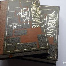 Libros de segunda mano: ENIGMAS DE LAS CIVILIZACIONES DESAPARECIDAS. (2 TOMOS). Lote 180208442