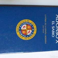 Libros de segunda mano: ARTE HISTORIA ANTIGUA . ALFONSO X .EL SABIO . LA FORJA DE LA ESPAÑA MODERNA JULIO VALDEÓN. Lote 180390658