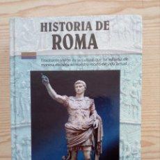 Libros de segunda mano: HISTORIA DE ROMA - FRANCISCO BERTOLINI - 2004. Lote 180853761