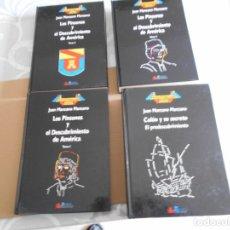 Libros de segunda mano: LIBROS DE CRISTOBAL COLON OBRA COMPLETA DE 4 TOMOS. Lote 180856641