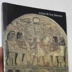 Libros de segunda mano: PERSONAJES INSÓLITOS DEL EGIPTO FARAÓNICO - JUAN BARÁIBAR. Lote 180871373