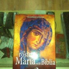 Libros de segunda mano: LOS ROSTROS DE MARIA EN LA BIBLIA --. Lote 180876313
