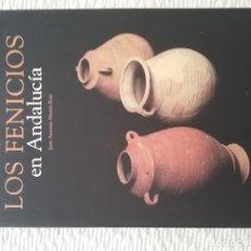 Libros de segunda mano: CATÁLOGO DOCUMENTAL DE LOS FENICIOS EN ANDALUCÍA. 1995.CONSULTE DESCUENTO EN LA COMPRA DE LOTES AGRU. Lote 181125207
