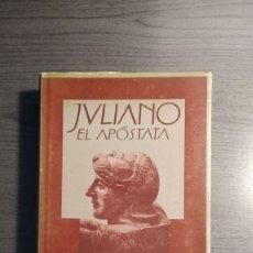 Libros de segunda mano: JULIANO EL APÓSTATA, GORE VIDAL, NARRATIVAS EDHASA . Lote 181195588