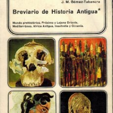 Libros de segunda mano: BREVIARIO DE HISTORIA ANTIGUA I. Lote 181340187