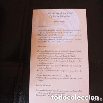 Libros de segunda mano: LA LEY DE LOS JUSTOS - Foto 5 - 181425526