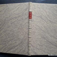 Libros de segunda mano: REYES DE ESPAÑA. TIPO CÓDICE. EJEMPLAR NUMERADO. . Lote 181512608