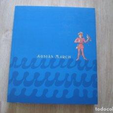 Libros de segunda mano: CATALOGO AUSIAS MARCH. UNA JOYA. OCASION!!!!!!!!!!. Lote 181558783