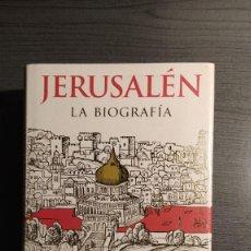Libros de segunda mano: JERUSALÉN, LA BIOGRAFÍA . SIMON SEBAG MONTEFIORE . CRÍTICA, . Lote 181902443